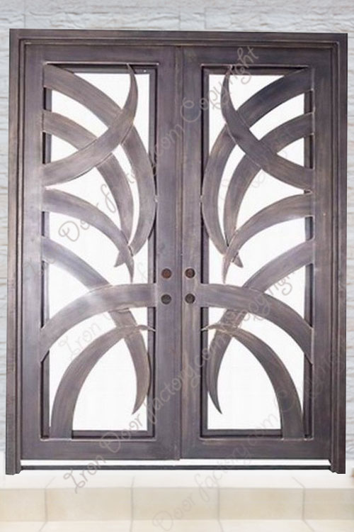 door los angeles wrought iron doors malibu woodland hills encino calabasas ds1001