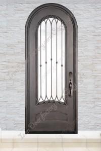 Iron Double Doors 1007