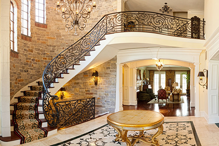 For Wrought Iron Rail Banisters, Iron Fences And Gates, We Need To Come  Take Measurements To Assess Your Project. Then We Can Provide You With A  Quote.