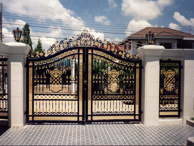 Wrought iron originals factory direct custom wrought for House get dizain