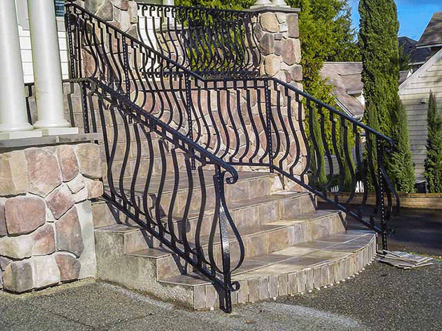 Best Railings Stairs And Outdoor Stairs On Pinterest 400 x 300