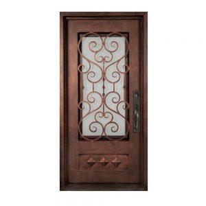 Iron Door 10102