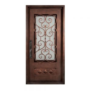 Iron Door 10409