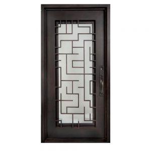 Iron Door 10410