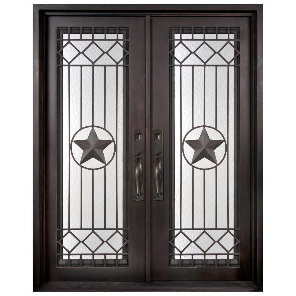 Iron Double Doors 10210  sc 1 st  Wrought Iron Gates Wrought Iron Doors Wrought Iron Banisters : iron doors - pezcame.com