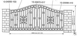 Iron Gate Model 11161