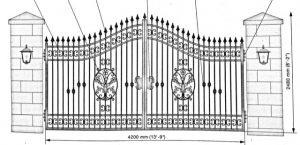 Iron Gate Model 11113
