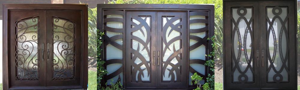 exterior-iron-doors-losangeles-woodlandhills
