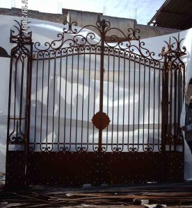 Iron Security Gates Los Angeles, San Fernando Valley, Malibu, Calabasas, Beverly Hills, Brentwood, Burbank, Calabasas, Agoura hills